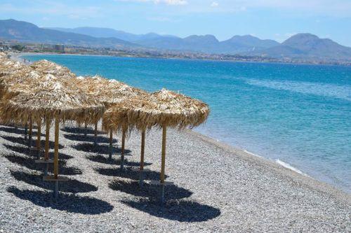 Letovanje Grčka Lutraki
