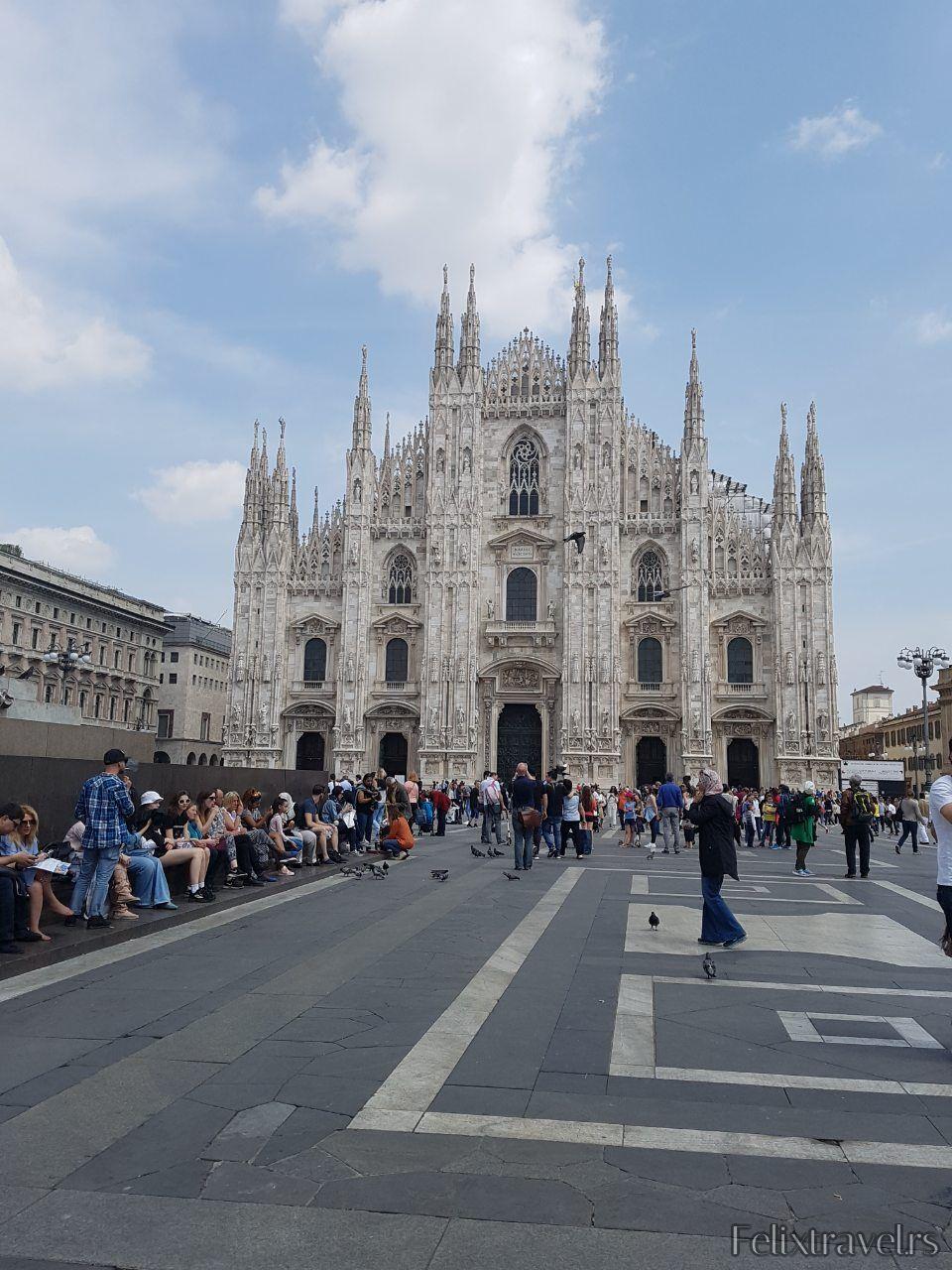 Milano Putovanje 2019