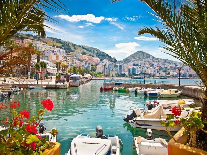 Putovanje Albanija  Drač Valona Jesen 2021