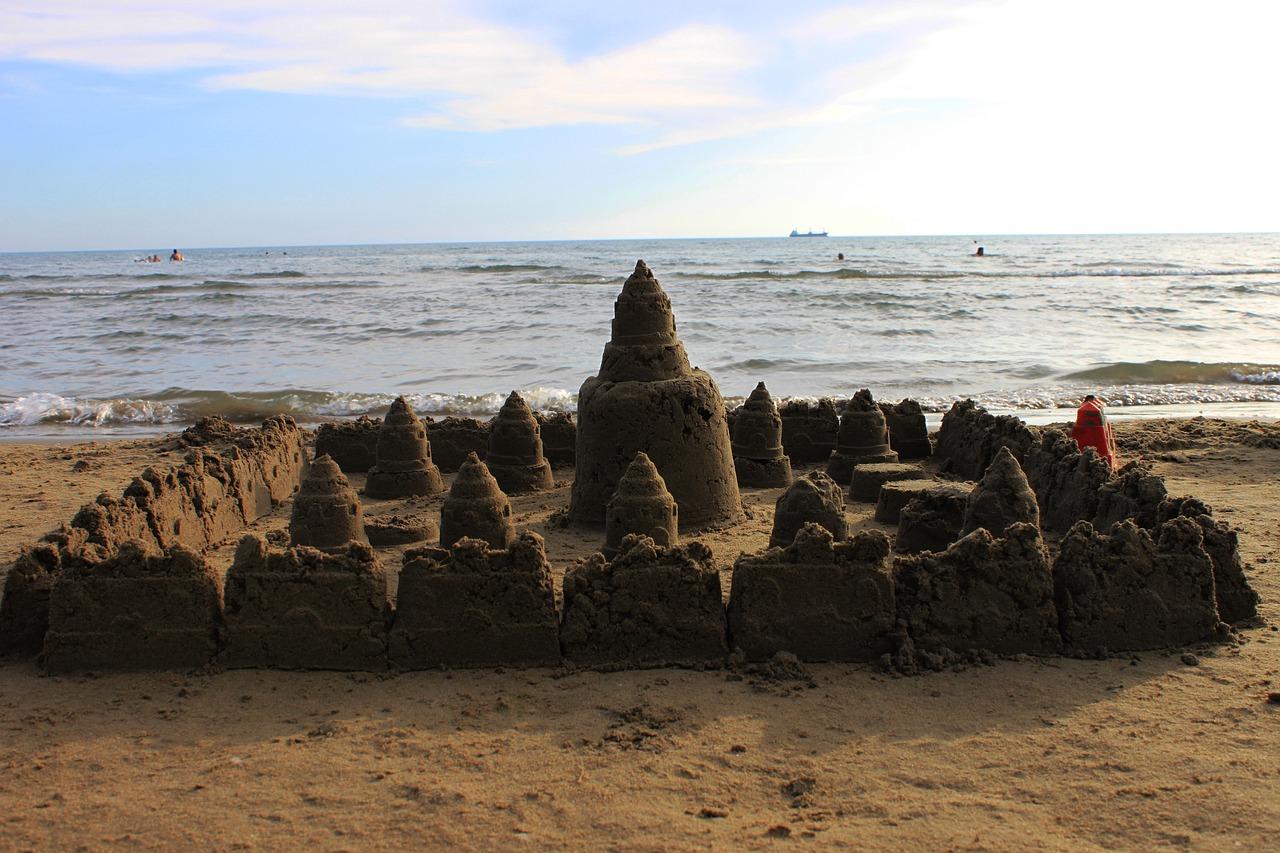 Drač plaža pesak