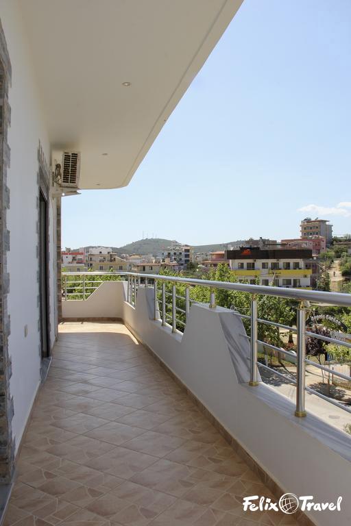 Albanija Hotel Ilio Ksamil letovanje 2021