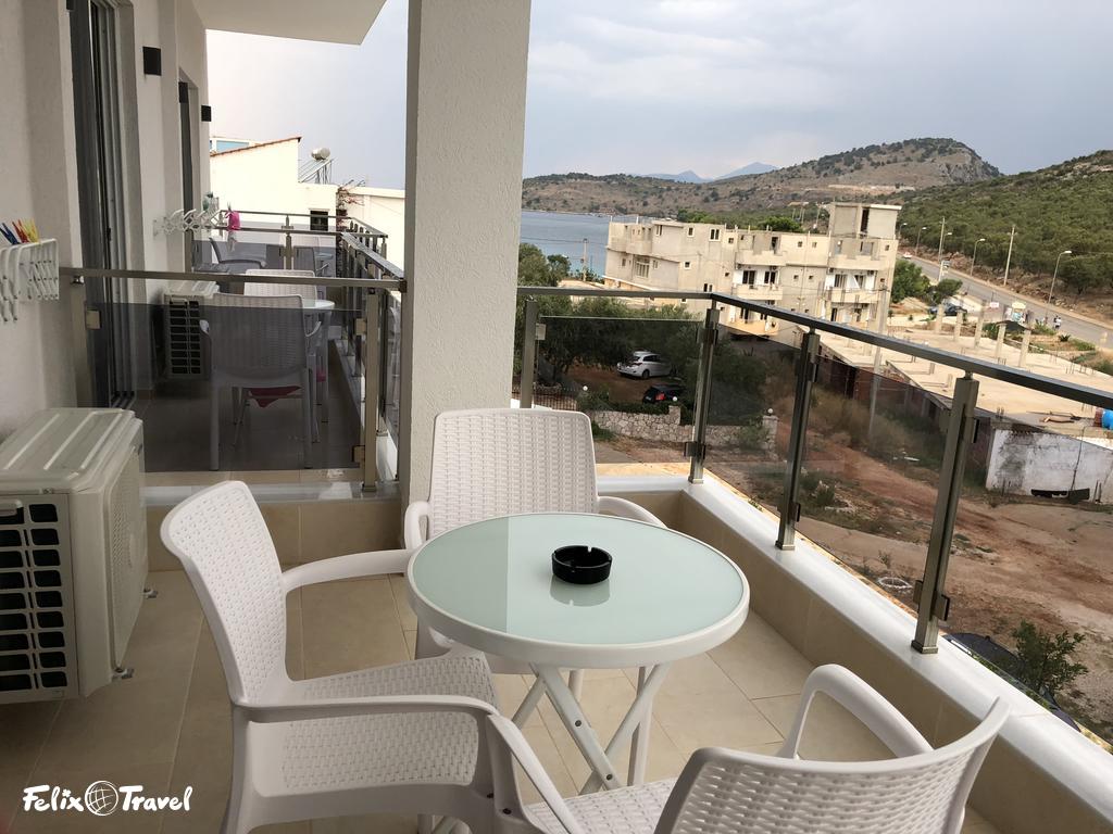 Albanija Hotel Mare Ksamil letovanje 2021