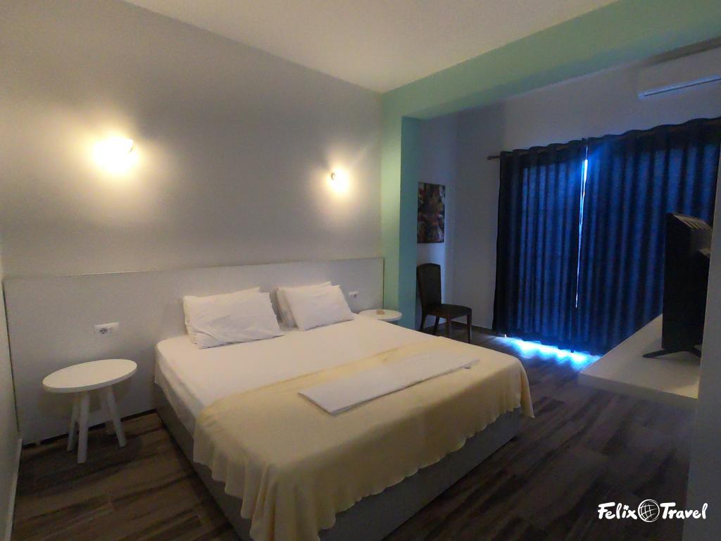 Albanija Hotel Nebo Ksamil letovanje 2021