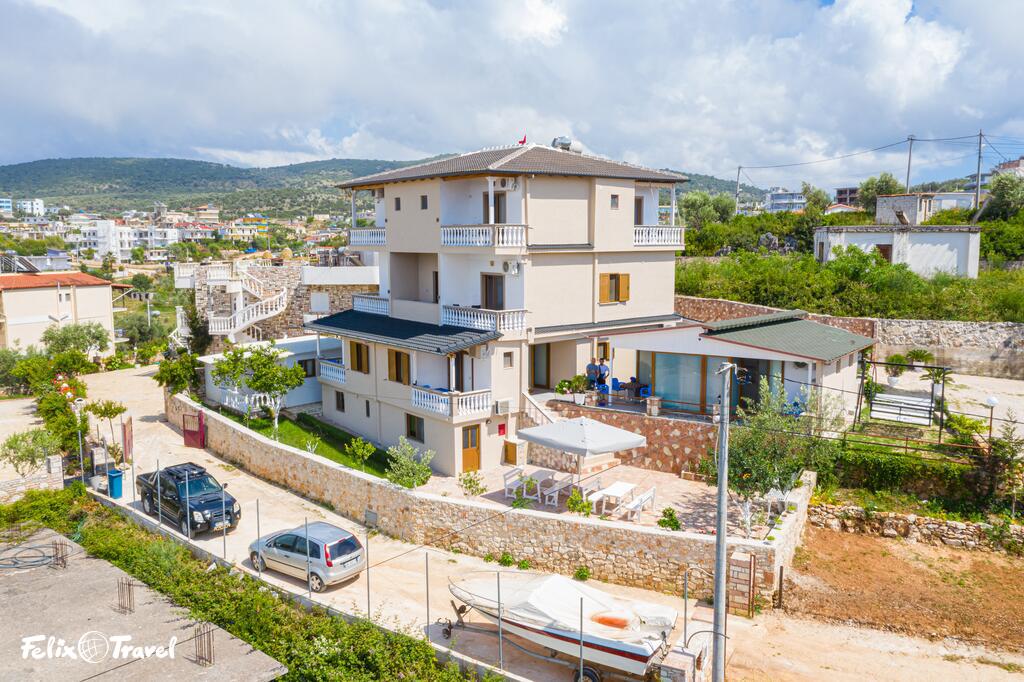 Albanija vila Diamond Ksamil letovanje 2021