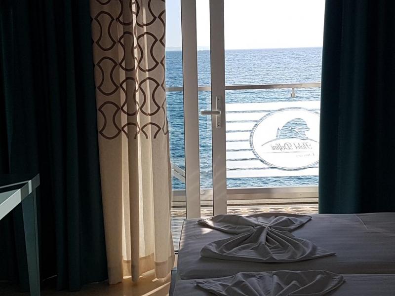 Hotel Delfini Soba