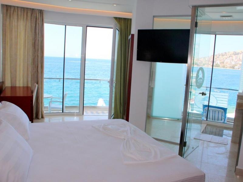 Hotel Delfini Soba Pogled