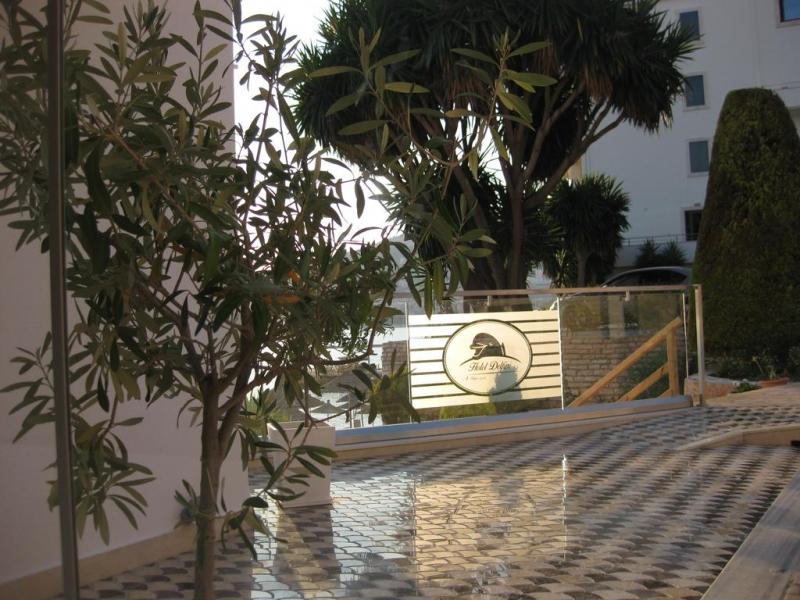 Hotel Delfini Priroda