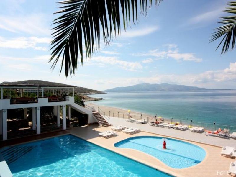 Hotel Selvia Pogled