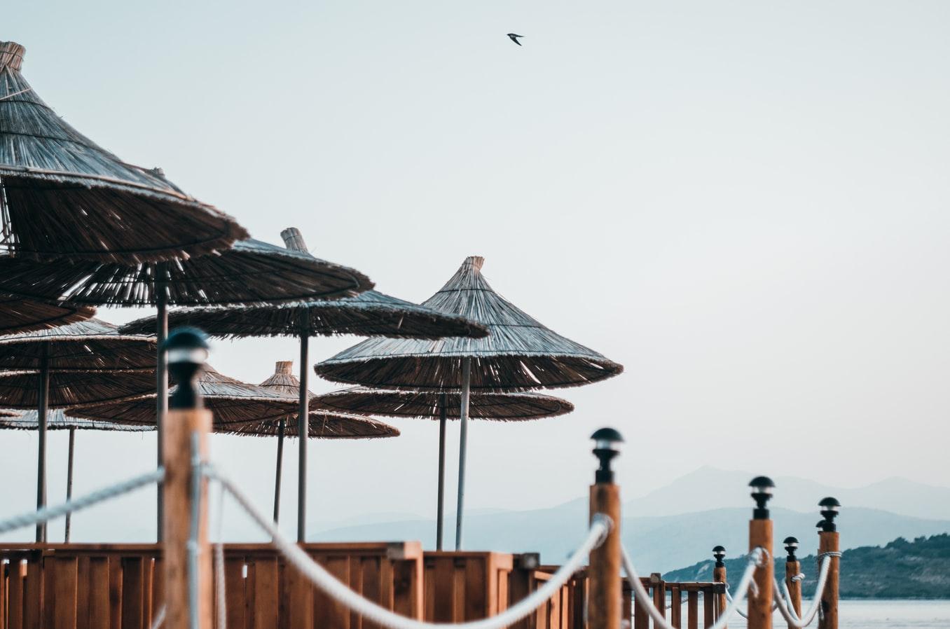 Ksamil Plaža