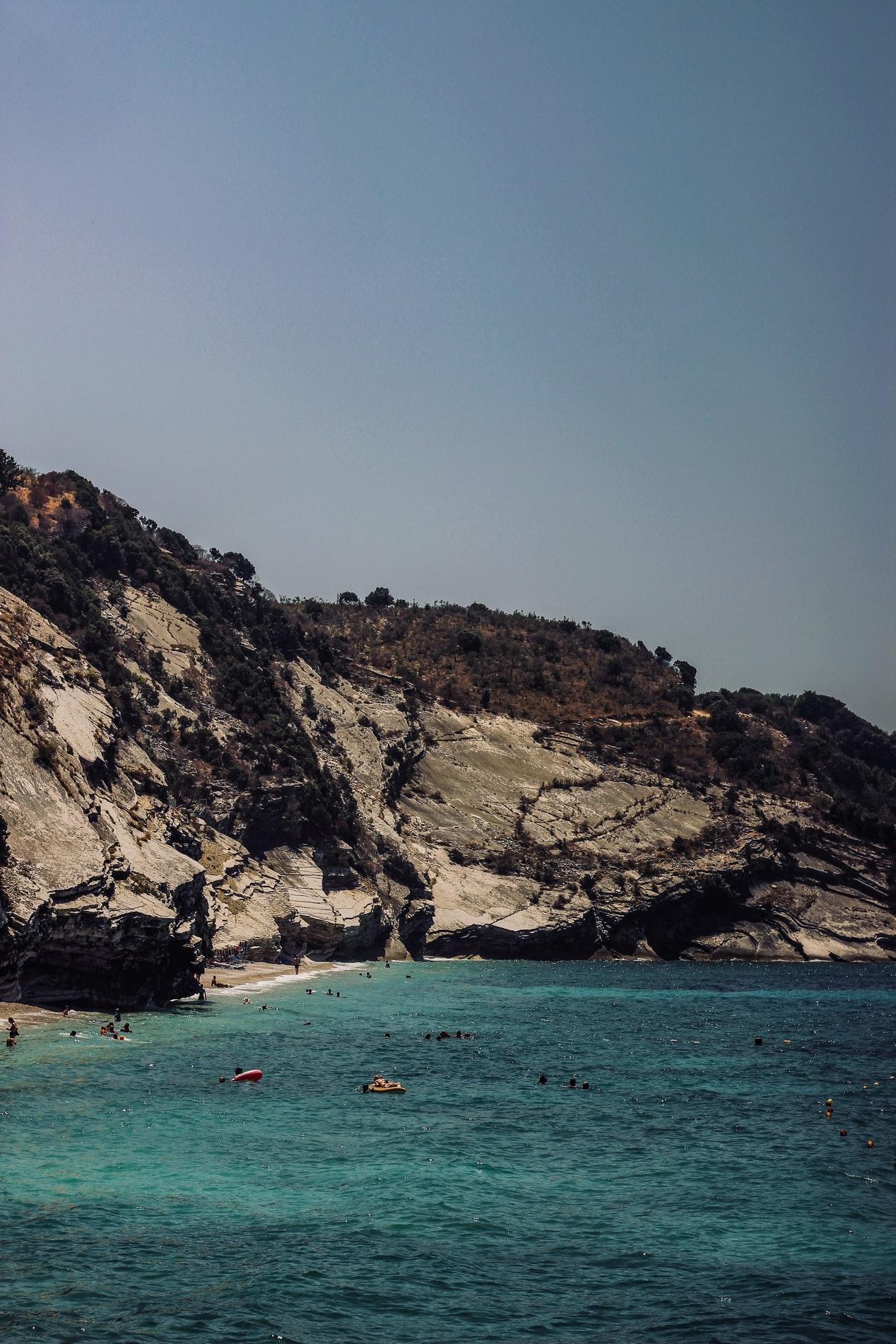 Saranda prelepa plaža