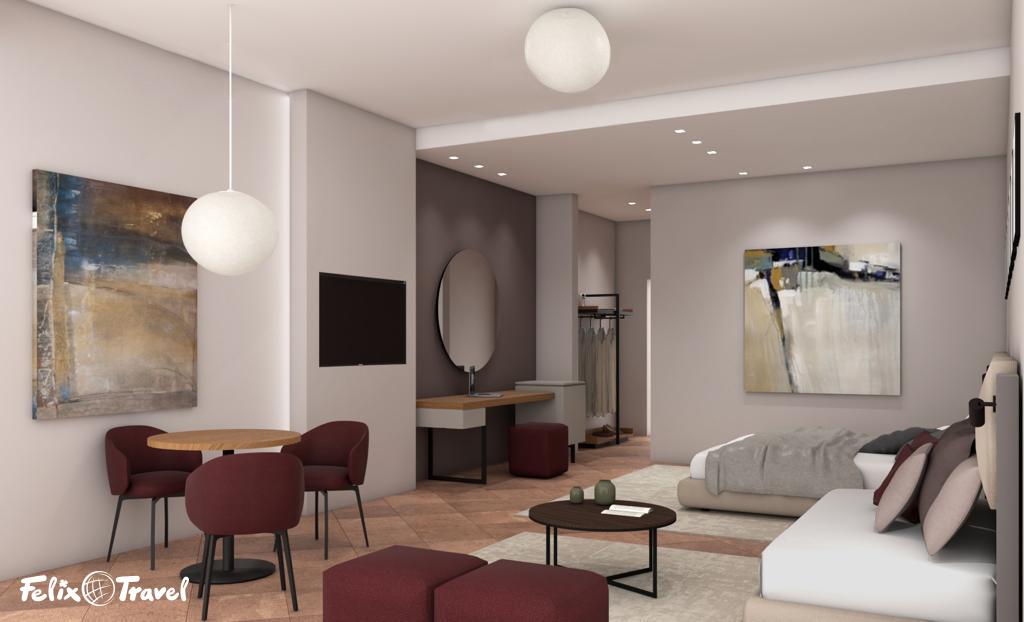Letovanje Albanija Vlora Hotel Regina Graden