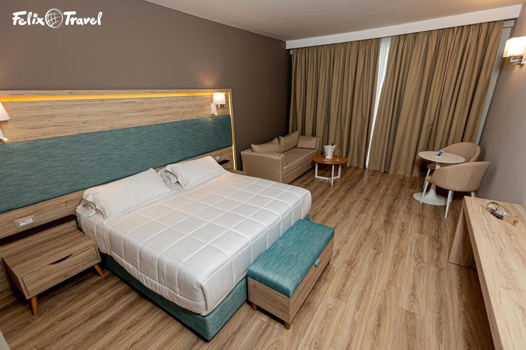 Letovanje Albanija Vlora Hotel Regina Blu