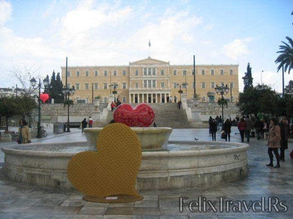Uskrs Atina 2018