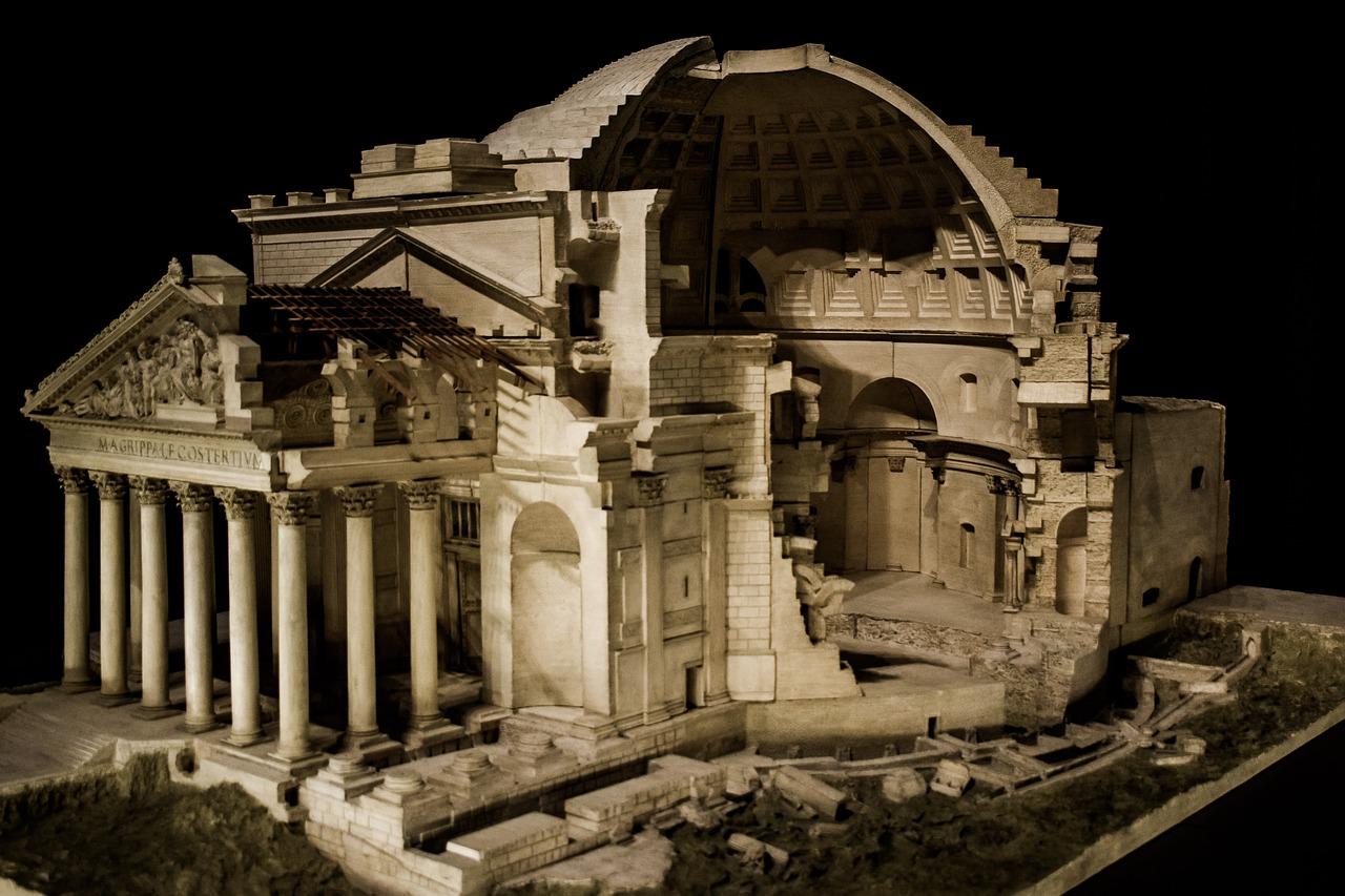 pantheon maketa