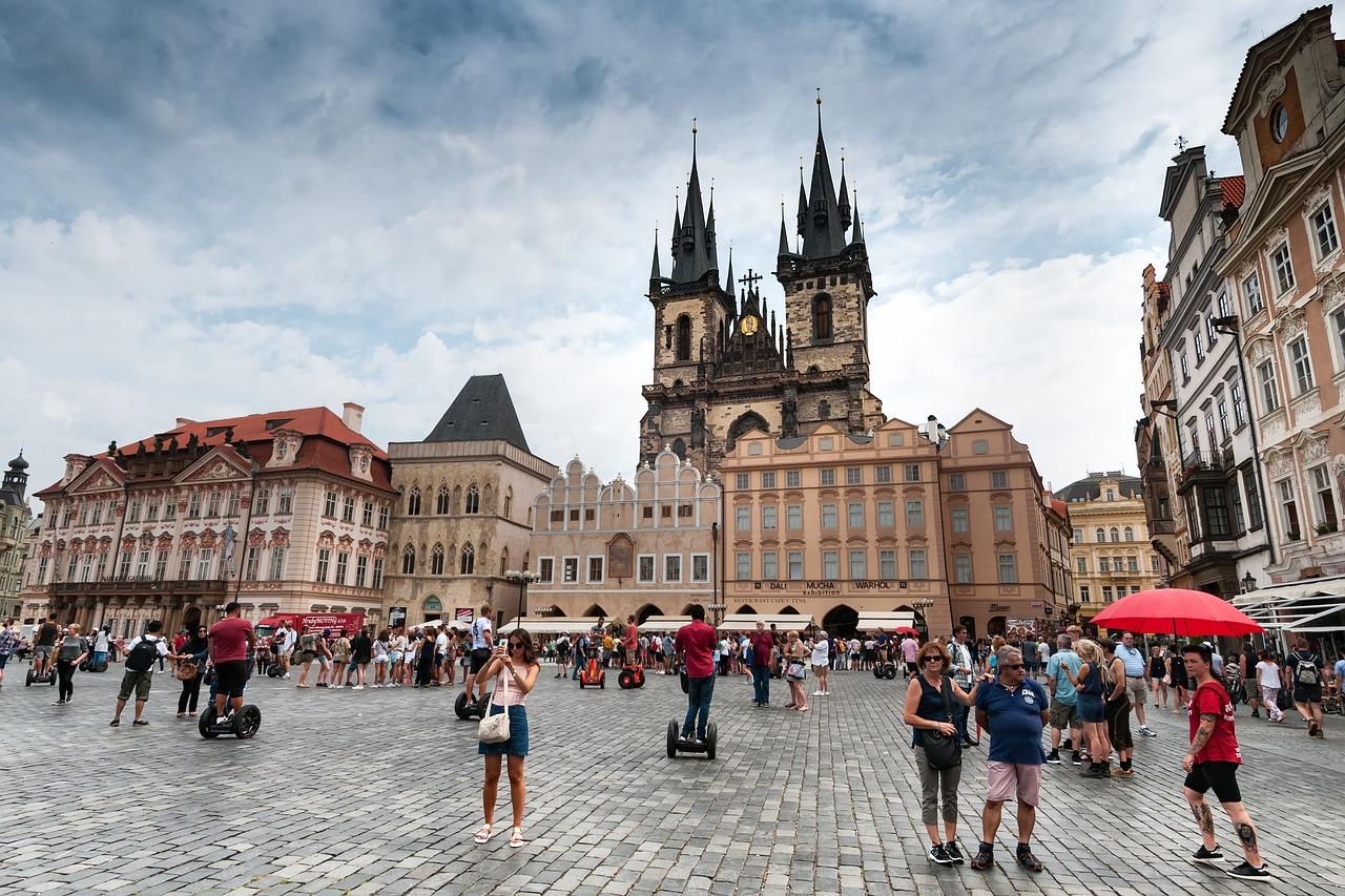 Putovanje Zlatni Prag