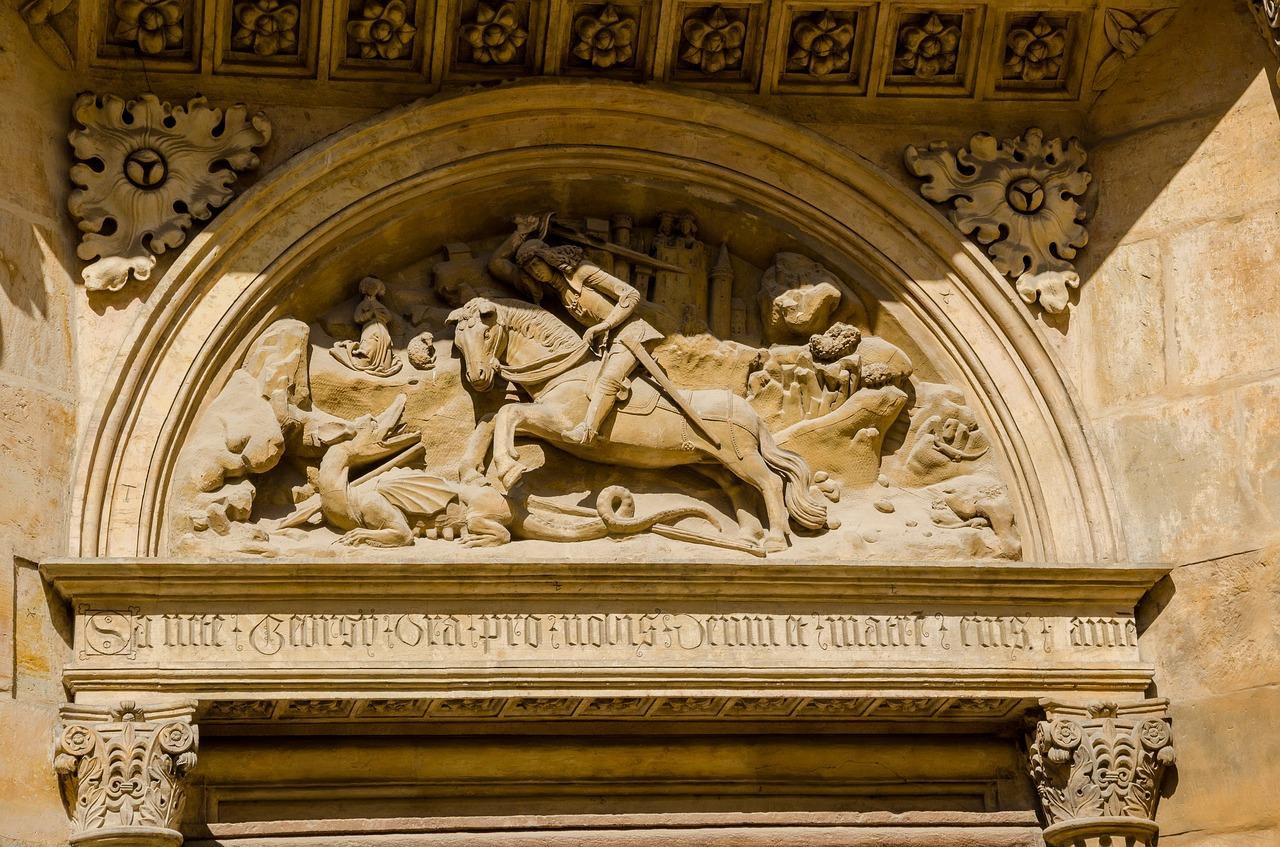 Putovanje Zlatni Prag - Arhitektura