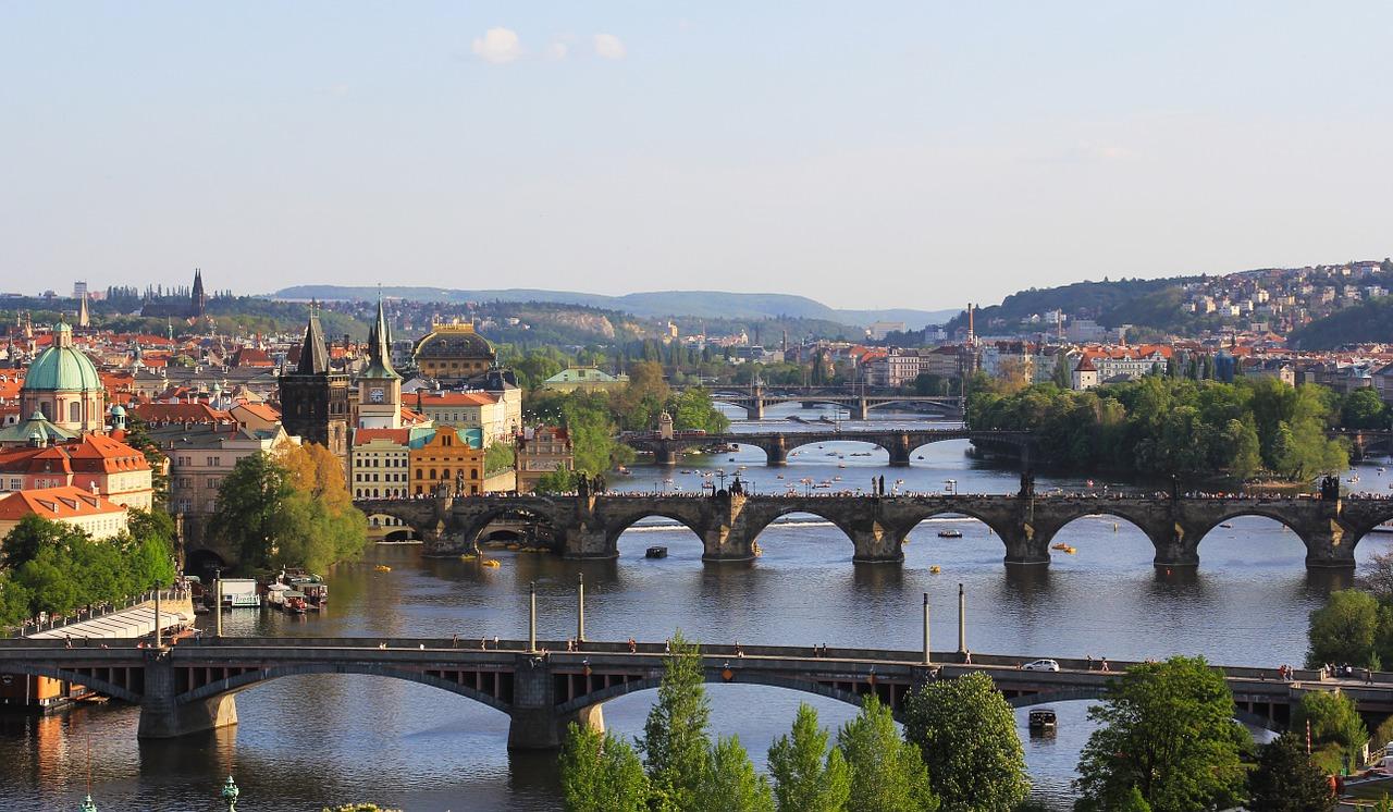 Putovanje Zlatni Prag - Mostovi