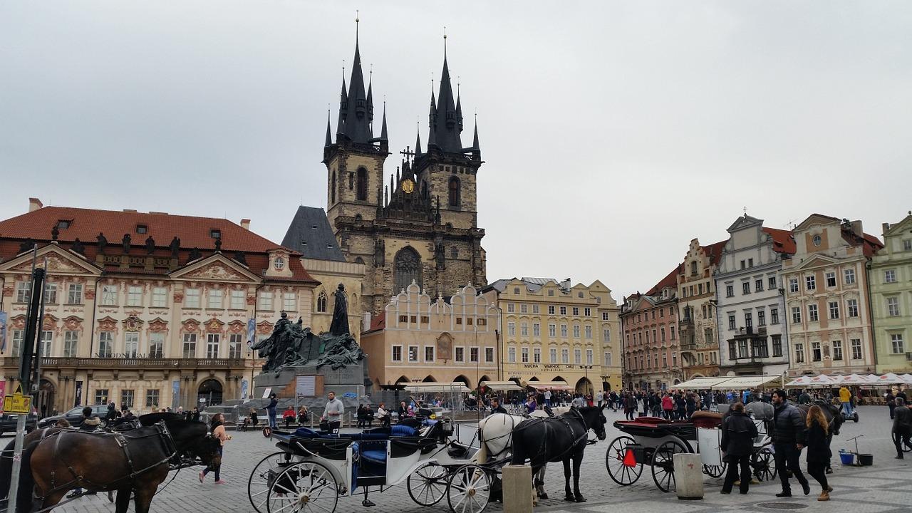Putovanje Zlatni Prag - Stari Trg