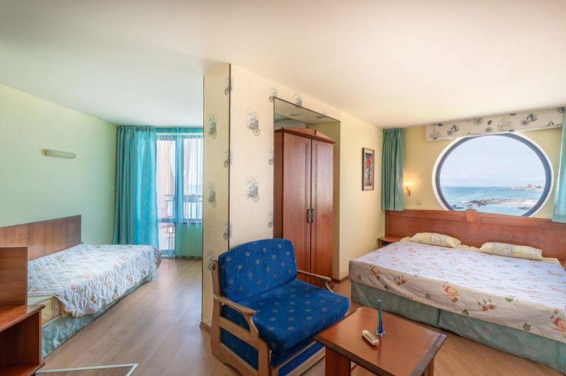 Letovanje Bugarska Nesebar Hotel Evridika