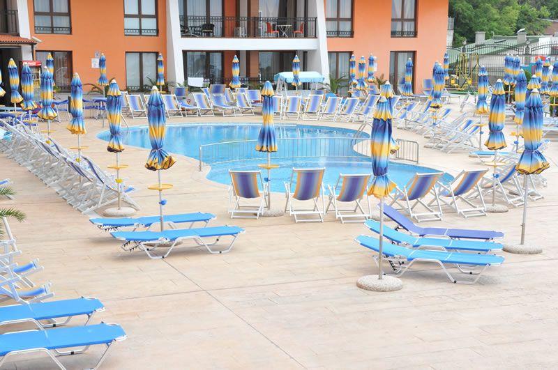 Letovanje Bugarska Nesebar Hotel Mirage Of Nesebar