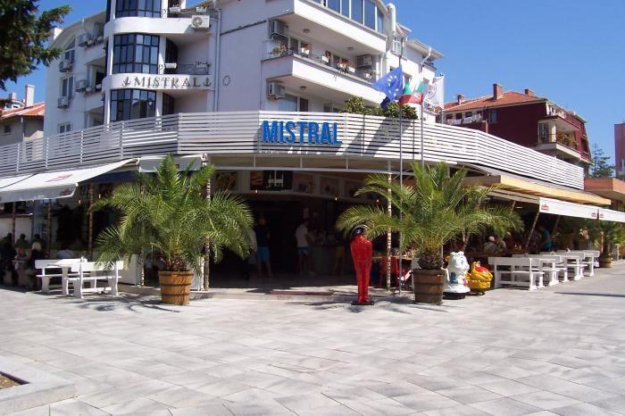 Letovanje Bugarska Nesebar Hotel Mistral