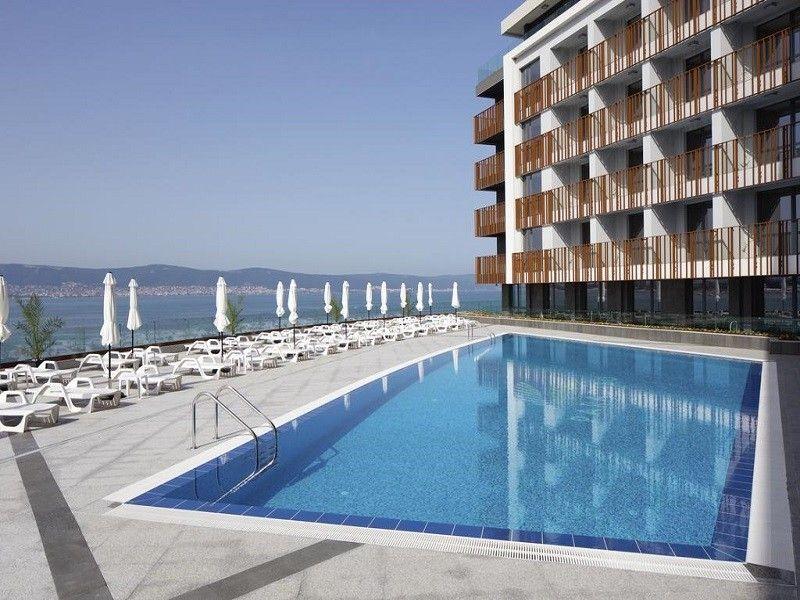 Letovanje Bugarska Nesebar Hotel Paradiso