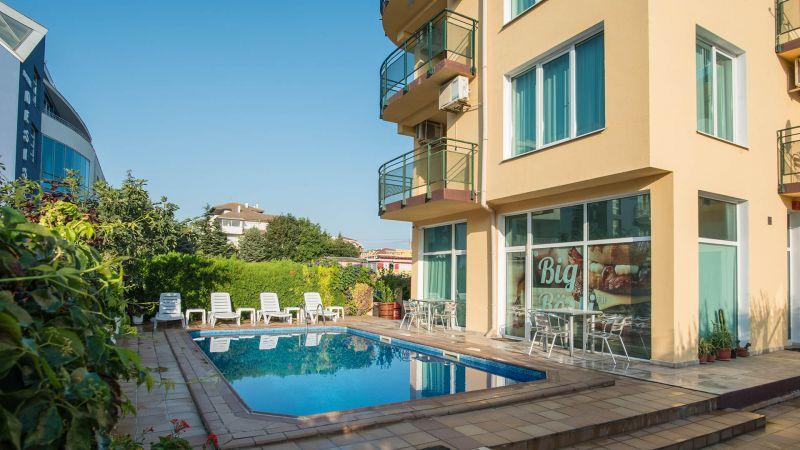 Letovanje Bugarska Nesebar Hotel Riviera