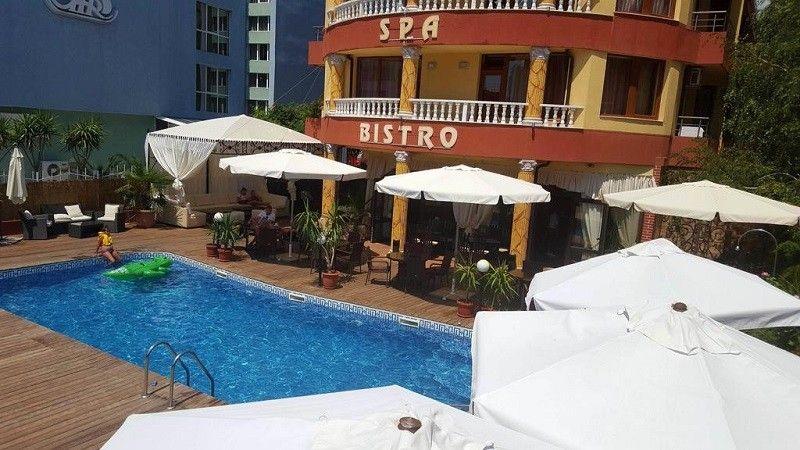 Letovanje Bugarska Nesebar Spa Hotel Kantilena