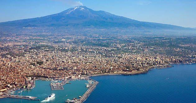 Letovanje Sicilija 2018 Etna