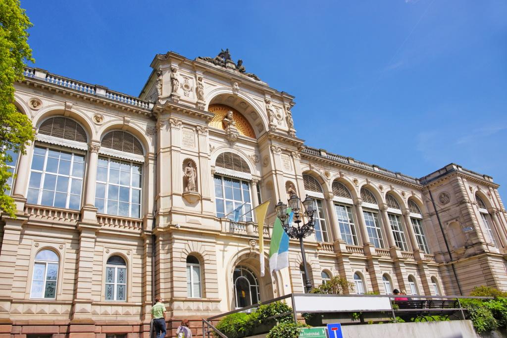 Putovanje Alzas i Švarcvald Baden Baden