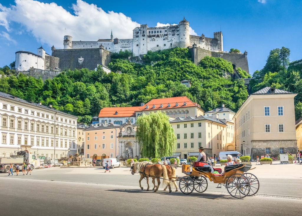Putovanje Austrija Salzburg