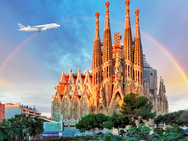 Putovanje Barselona Jesen 2021