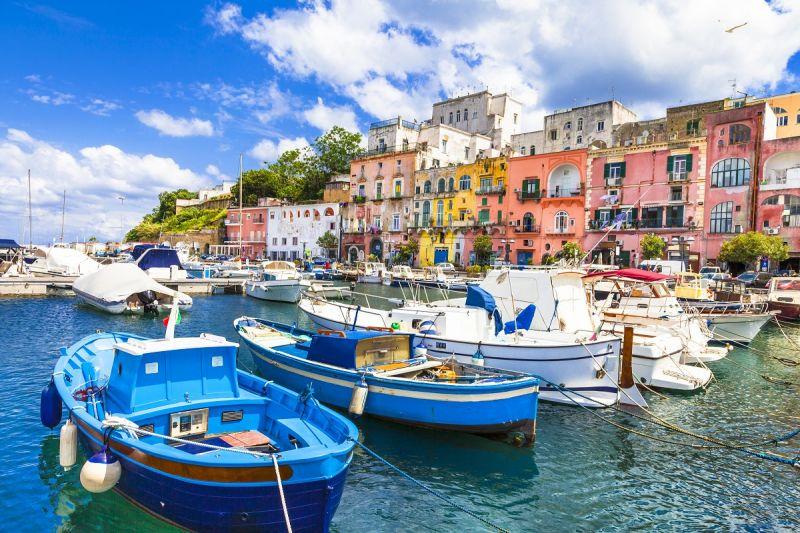 Letovanje Italija Kapri 2021