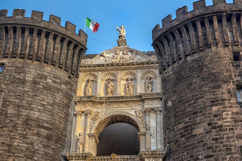 Letovanje Italija Napulj 2021