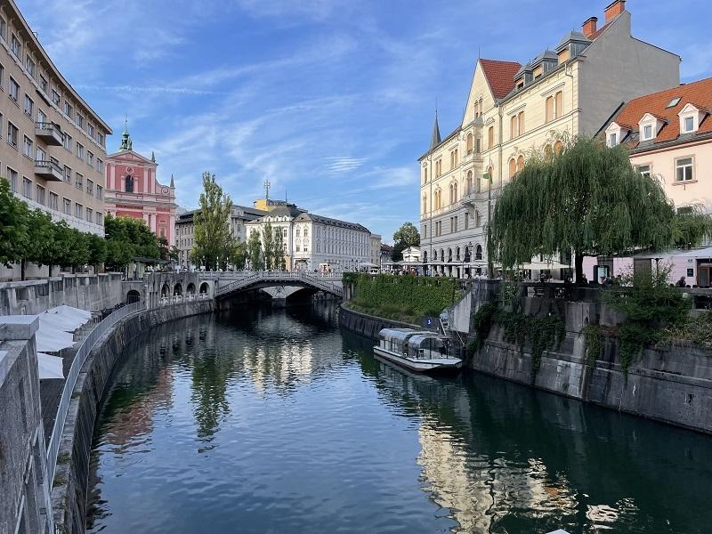 Putovanje Ljubljana Most