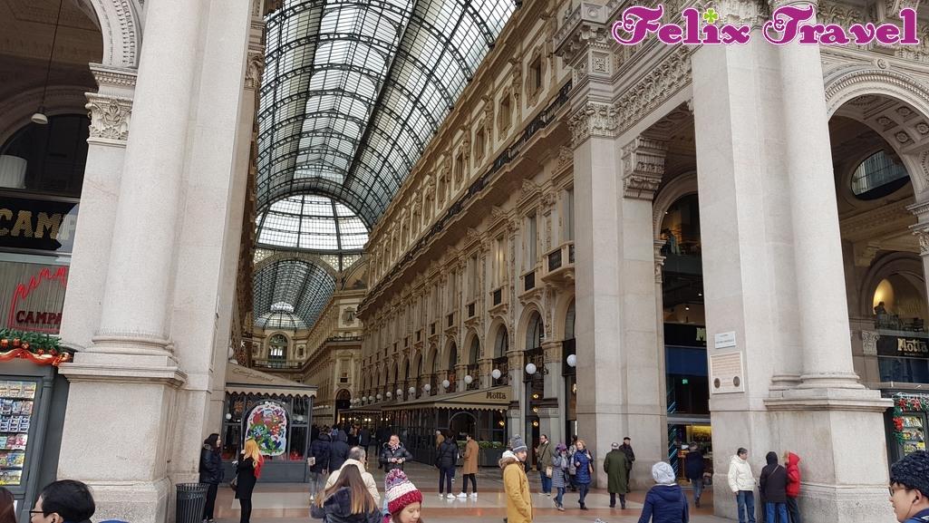 Uskrs Milano 2018