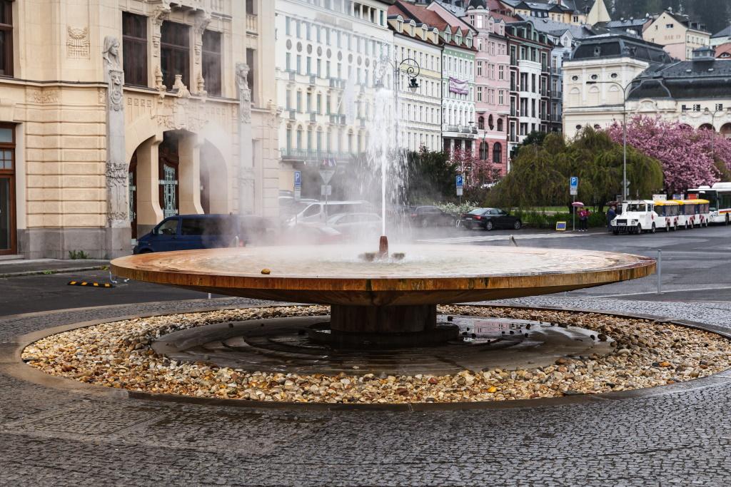 Putovanje Češka Karlove Vari