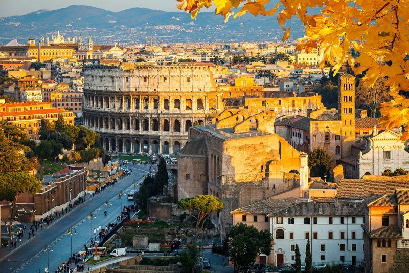 Putovanje Italija Rim 2020