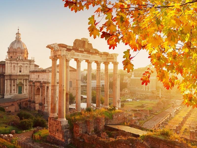 Putovanje Italija Rim Napulj 2021