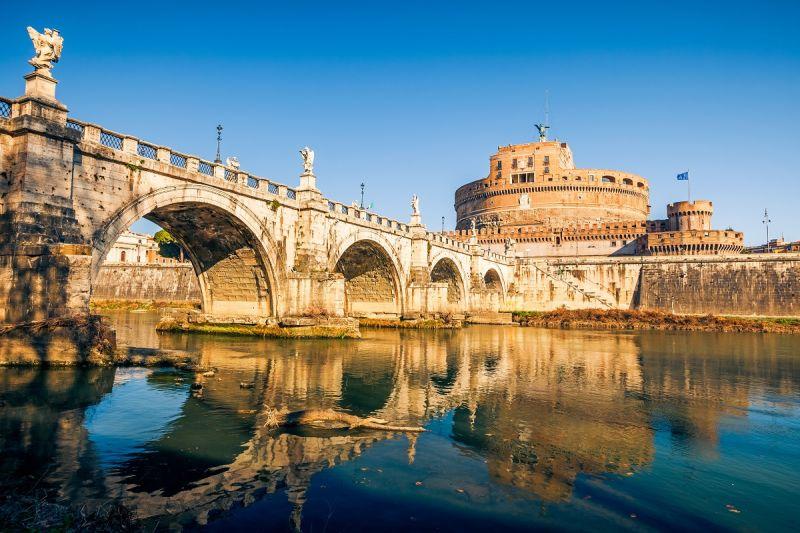 Letovanje Italija Rim 2021
