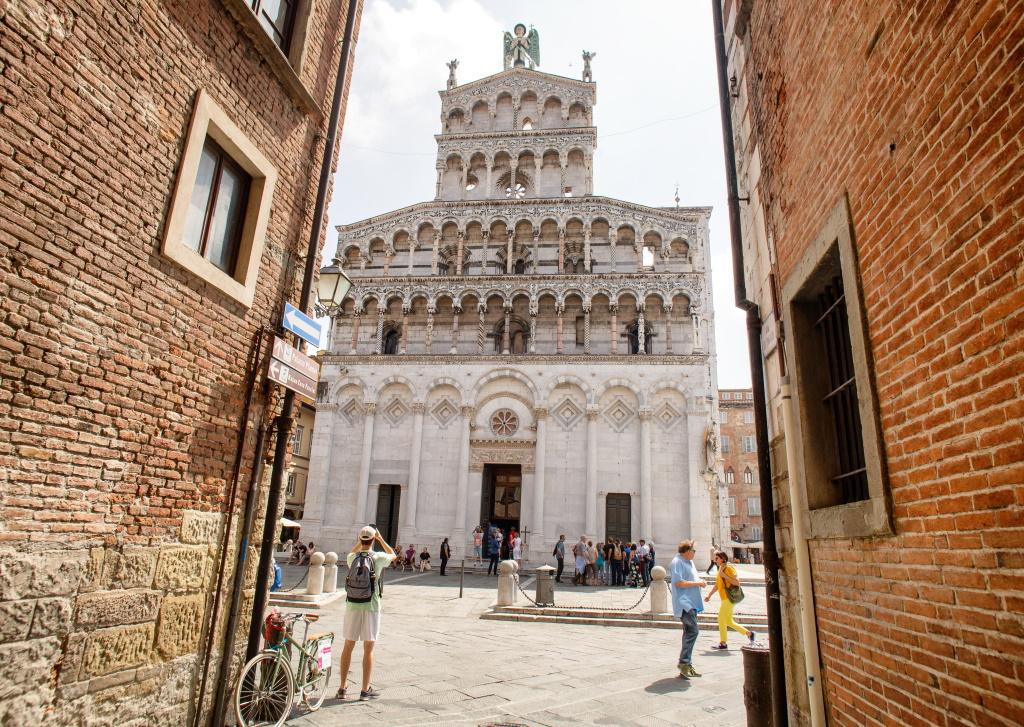 Putovanje Italija Toskana Luca