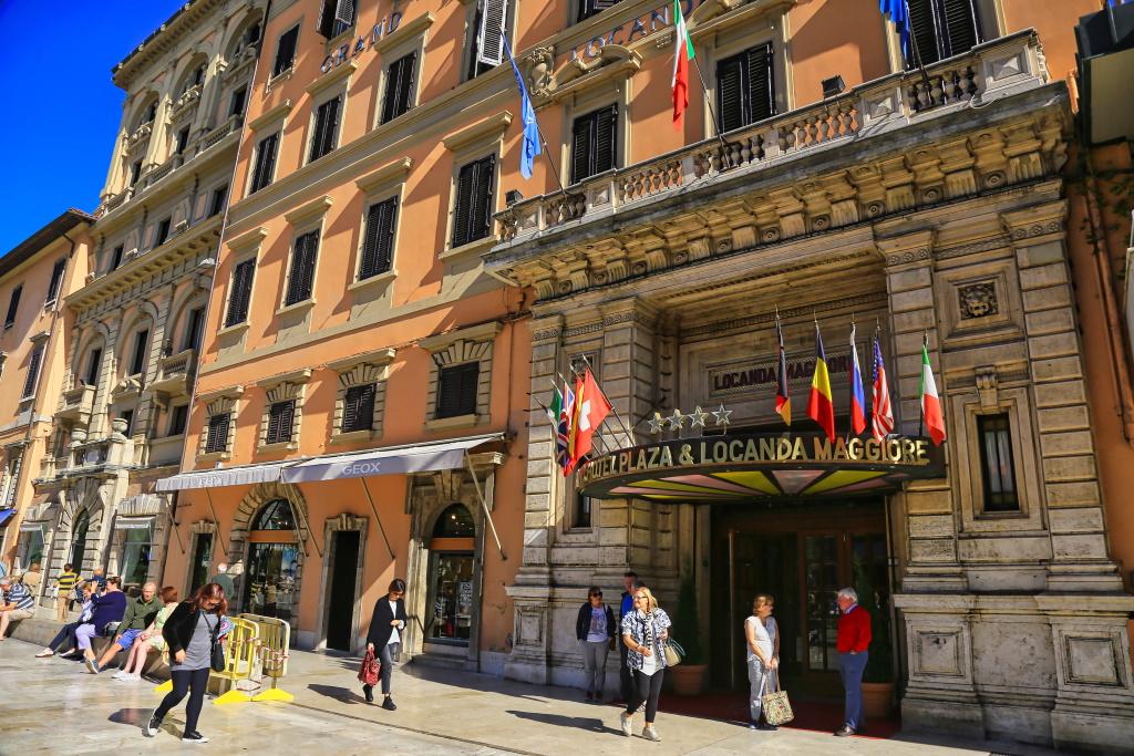 Putovanje Italija Toskana Montekatini Terme