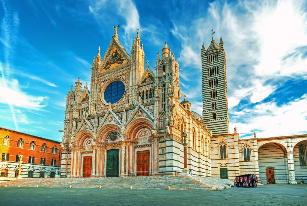 Putovanje Italija Toskana Siena