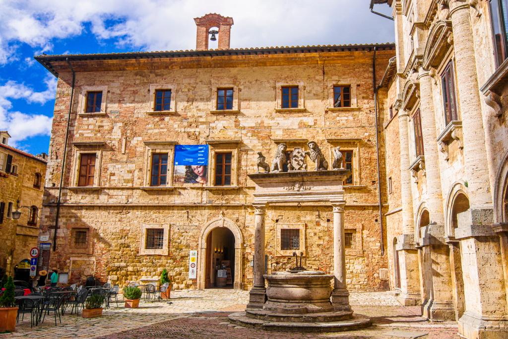 Putovanje Italija Umbria Toskana Montepulciano