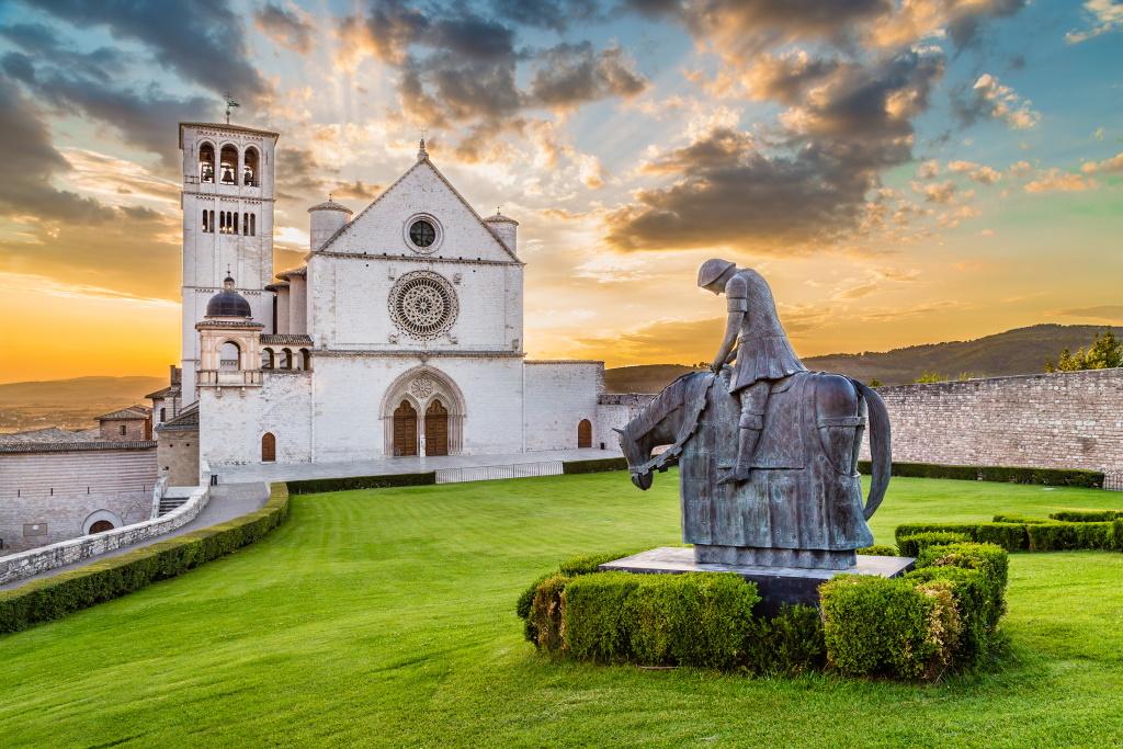 Putovanje Umbrija Toskana Asisi