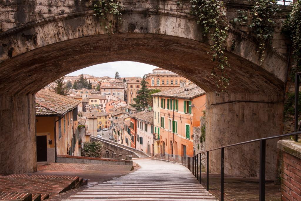 Putovanje Umbrija Toskana Peruđa