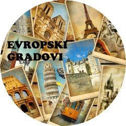Gradovi evrope Prag, Venecija, Beč, Pariz, Krakov