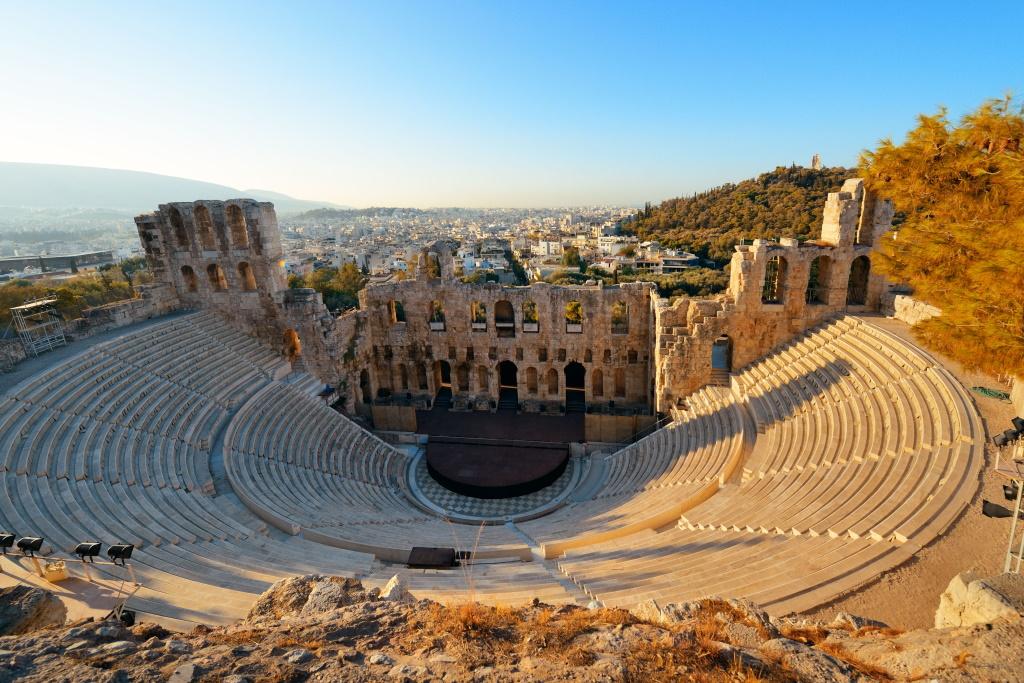 Letovanje Grčka Atina 2021