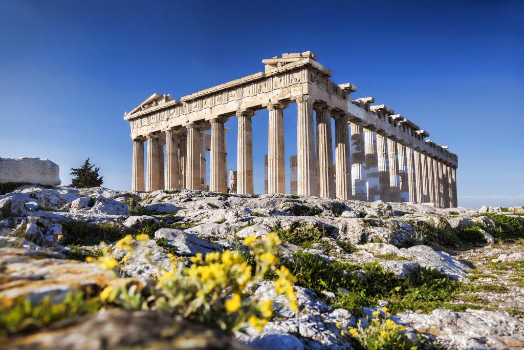 Letovanje Grčka Atina 2020