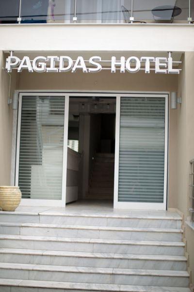 Grčka Hanioti Vila Pagidas
